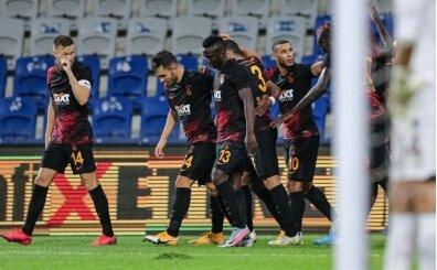 Galatasaray'da Etebo ilk kez forma giydi!