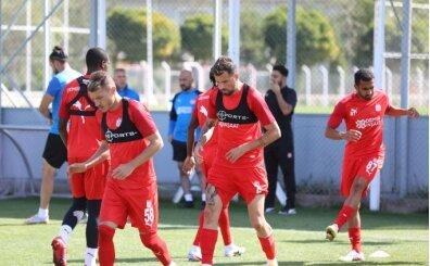 Sivasspor'da Ankaragücü maçı hazırlıkları devam ediyor