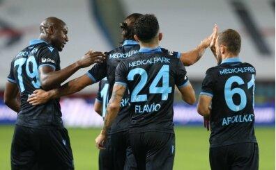 Trabzonspor'un Kasımpaşa maçında iki eksik