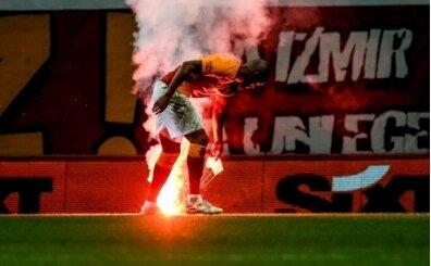 Galatasaray'a meşale cezası: 24 bin TL!