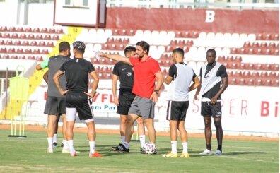 Hatayspor, Alanyaspor maçının hazırlıklarını sürdürdü