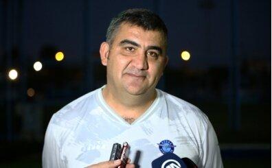 Adana Demirspor'da Ümit Özat: 'Bu sene artık o sene'