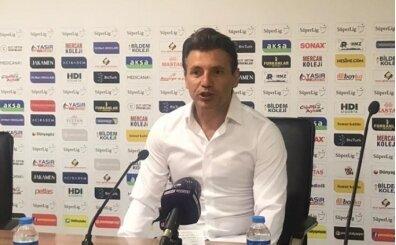 Tamer Tuna: 'Böyle maçlarda geriye düşmemelisiniz'