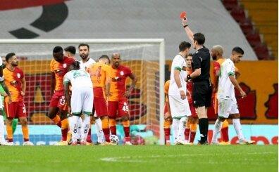 Galatasaray'da Etebo'ya ceza yolda