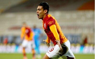 Falcao attı, atıldı; Galatasaray kazanarak nefes aldı!