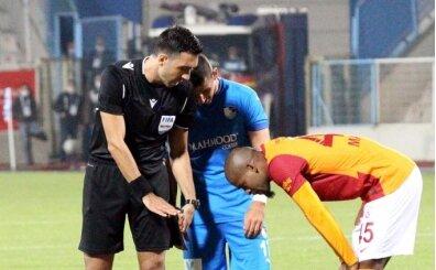 Erzurumspor'da hakem tepkisi; 'Haksız kararlar var'