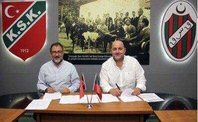 Karşıyaka Spor Kulübü ile Bitci Teknoloji, anlaşma imzaladı