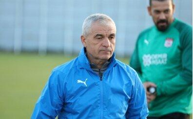 Sivasspor, Maccabi Tel-Aviv maçının hazırlıklarını tamamladı