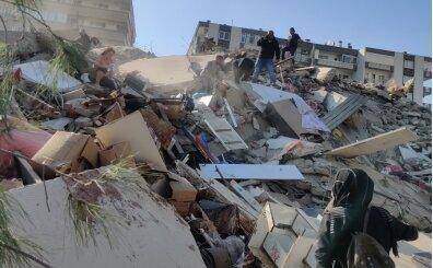 İzmir'de 6.9 şiddetinde DEPREM!