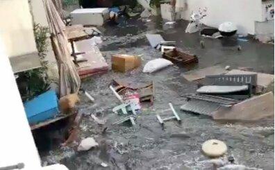 Kandilli: 'Seferihisar'da tsunami yaşandı'