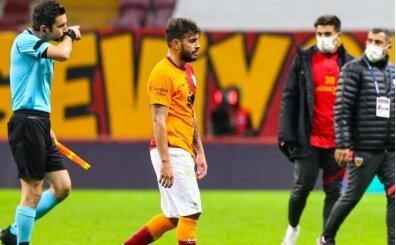 Galatasaray'da Ali Yavuz Kol siftah yaptı!