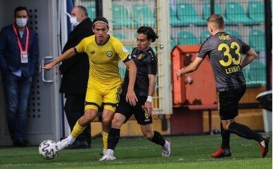 Tarsus İdman Yurdu, İstanbulspor'u yenerek turladı