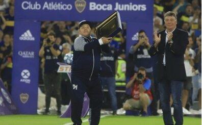 Maradona, İtalya Serie A maçlarında anılacak