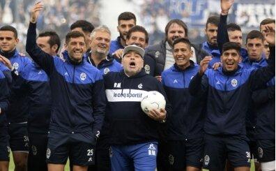 Maradona'nın ölümü İngiliz futbolunda üzüntüyle karşılandı