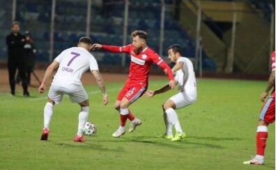 Adana Demirspor, rakibini 4 golle geçerek tur atladı