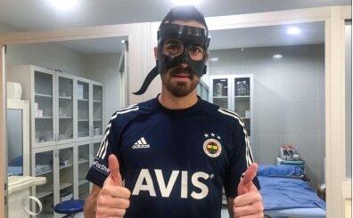 Fenerbahçe'de Harun Tekin, salonda çalışmalara başladı
