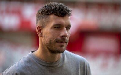 Podolski: 'Antalya şehrini desteklemeye devam edeceğim'