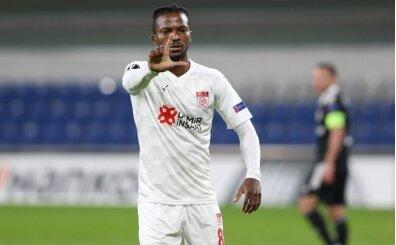 Sivasspor'un Avrupa'da gol yükünü Kayode omuzluyor