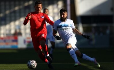 Keçiörengücü, Adana Demirspor'u tek golle devirdi