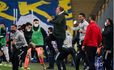 Beşiktaş'ın hedefi 3. derbi ile hat-trick!