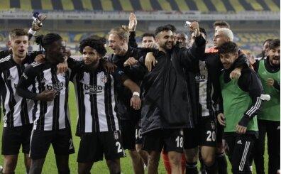 Beşiktaş, zorlu virajı dönmeyi başardı