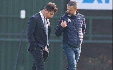 Fenerbahçe'de Emre Belözoğlu sahaya indi