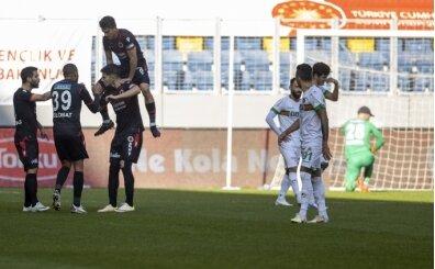 Gençlerbirliği, Alanyaspor'a ilk yenilgisini yaşattı