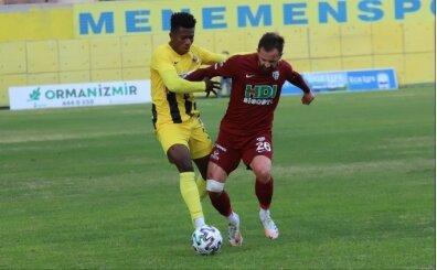 Menemenspor ve Bandırmaspor puanları paylaştı