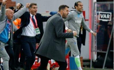 Trabzonspor'da Hüseyin Çimşir farkı