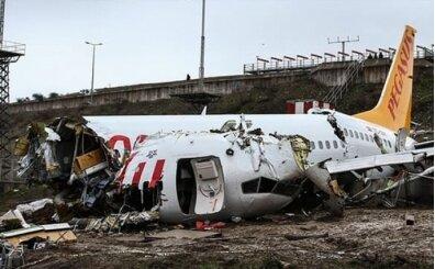 Sabiha Gökçen'deki uçak kazası soruşturmasında pilot tutuklandı