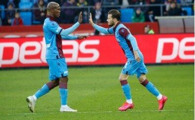 Trabzonspor'a Nwakaeme'den müjdeli haber