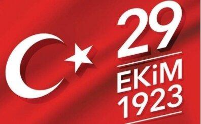 Resimli 29 Ekim Cumhuriyet Bayramı sözleri paylaşımları, mesajları