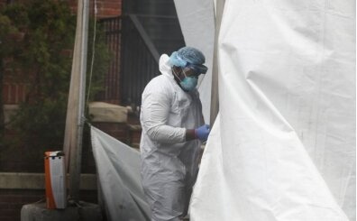 New York'taki koronavirüs bilançosu ağırlaşıyor