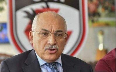 Gaziantep FK-Sivasspor maçının geliri depremzedelere