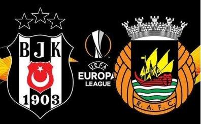 Beşiktaş Rio Ave maçı canlı şifresiz izle (D-Smart 20. Kanal izle)