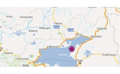 Son dakika! Van'da ve Bitlis'te deprem
