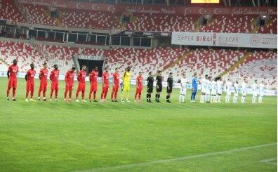 Sivasspor'dan taraftar açıklaması