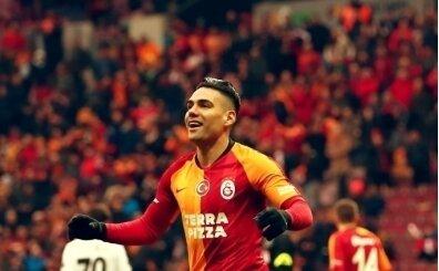 Falcao, Süper Lig'in yarısını kaçırdı!