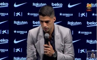 Luis Suarez: 'Barcelona bana güvenmedi'