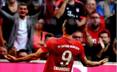 Lewandowski sezonu rekorla taçlandırmayı hedefliyor