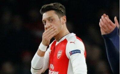 Arsenal'dan Mesut Özil'e ikinci şok!