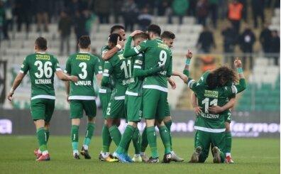 Bursaspor, 90+3'te hayat buldu!