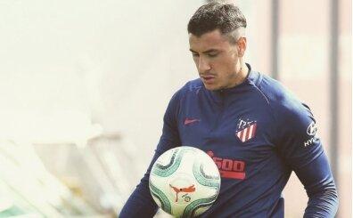 Atletico Madridli Gimenez'in Kovid-19 testi pozitif çıktı