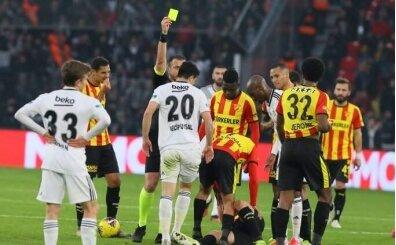 Beşiktaş, Göztepe maçı için Tahkim'e başvurdu