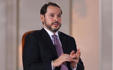 Hazine Bakanı Albayrak'tan 'maaş müjdesi'