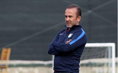 Mehmet Özdilek: 'Amacımız Galatasaray'ı yenmek'