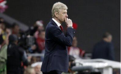 Arsene Wenger'den Mesut Özil açıklaması: 'Çok yazık!'