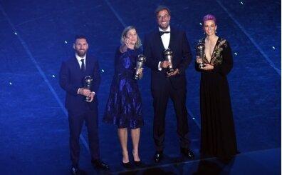 2020 FIFA En İyiler Ödülleri için adaylar belli oldu