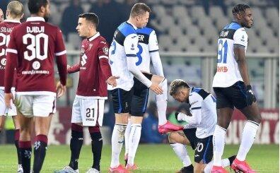 Atalanta Torino'yu 7 bitirdi!