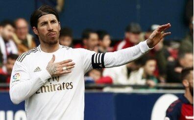 Ramos'un Olimpiyat isteğine Zidane'den yanıt